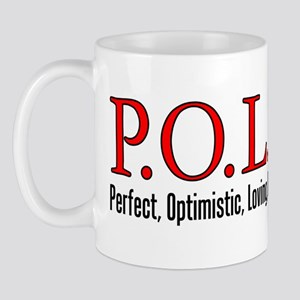 Polish Letters Mug