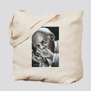 Blues Harmonica Tote Bag