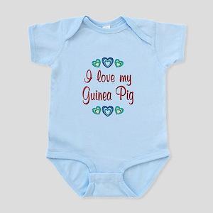 Love My Guinea Pig Infant Bodysuit