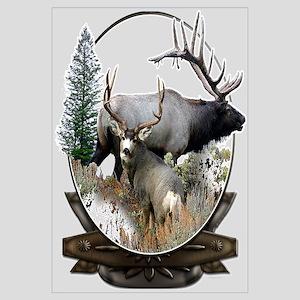 Big game elk and deer