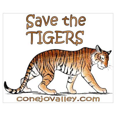 Save tiger essay