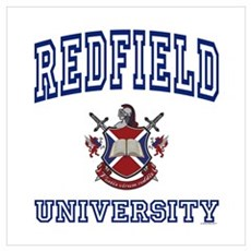 REDFIELD University Poster
