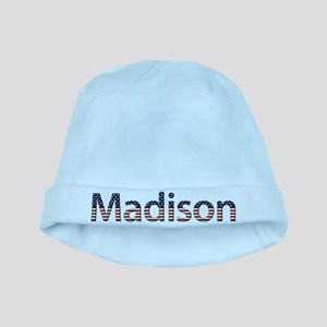 Madison Stars and Stripes baby hat