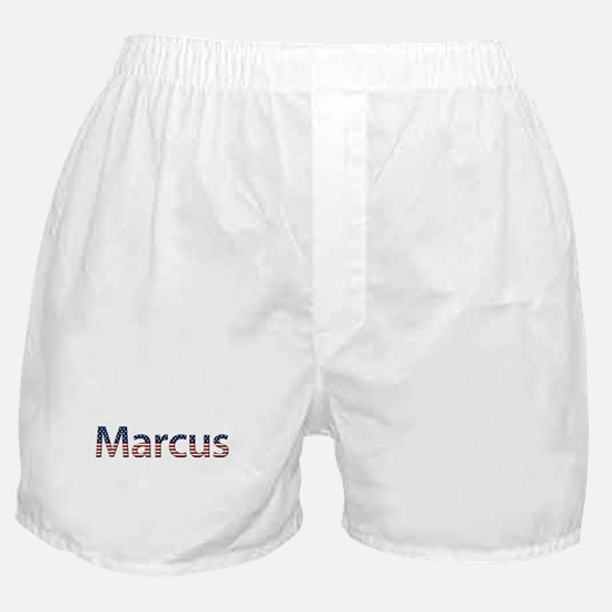 Marcus Stars and Stripes Boxer Shorts