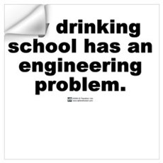 Engineering Problem Wall Decal
