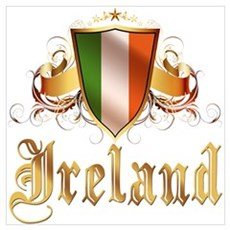 Irish pride Poster