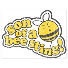 Son of a Bee Sting! Poster
