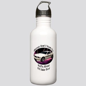 Ford Mustang GT Stainless Water Bottle 1.0L