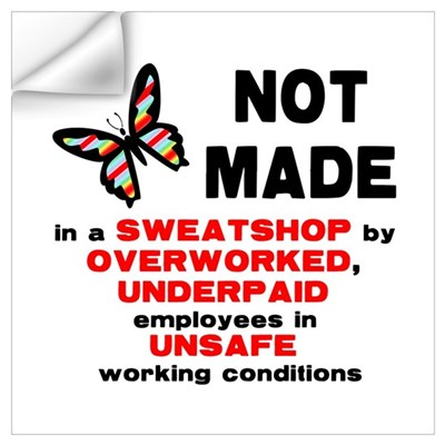 Not Made... Wall Decal