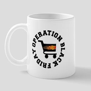 Operation Black Friday Mug