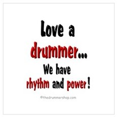 We have rhythm and power : Poster