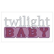 Twilight Baby Poster