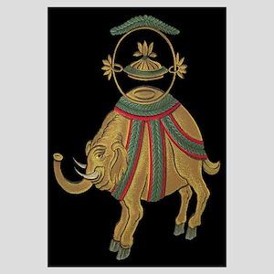 Decorative Asian Elephant 2 Un