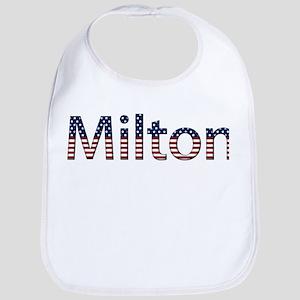 Milton Stars and Stripes Bib