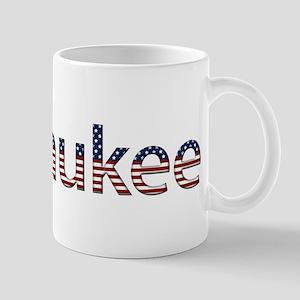 Milwaukee Stars and Stripes Mug