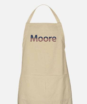 Moore Stars and Stripes Apron