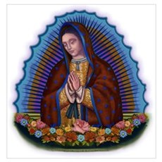 Lady of Guadalupe T3 Poster