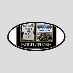 INFADELPHOBIA Patches