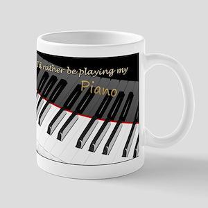 Playing My Piano Mug