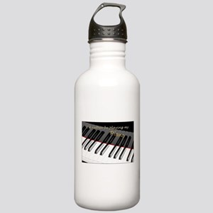 Playing My Piano Stainless Water Bottle 1.0L