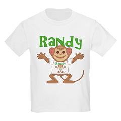Little Monkey Randy T-Shirt