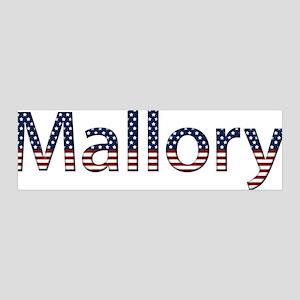 Mallory Stars and Stripes 42x14 Wall Peel