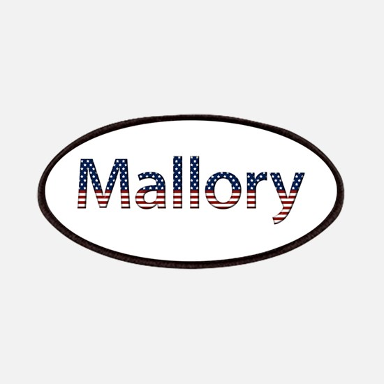 Mallory Stars and Stripes Patch