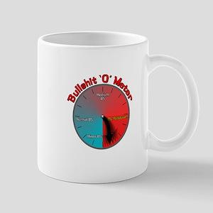 Bullshit 'O' Meter Mug