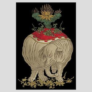 Decorative Asian Elephant Un