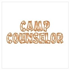 Camp Counselor Poster