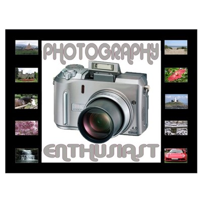 ...Photography Enthusiast... Framed Print