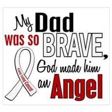 Angel 1 DAD Lung Cancer Poster