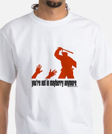 Mayberry White T-Shirt