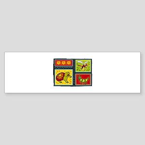 Turtle5012 Bumper Sticker