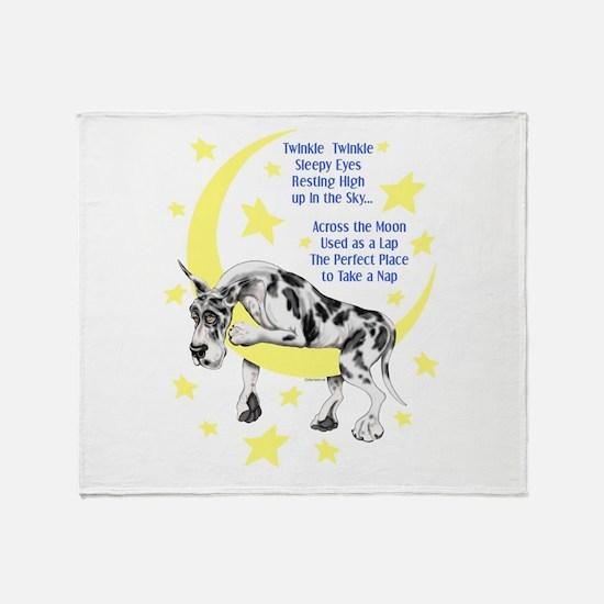 Great Dane Harle Twinkle Throw Blanket