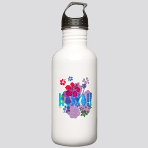 Hawaii Hibiscus Stainless Water Bottle 1.0L