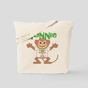 Little Monkey Ronnie Tote Bag