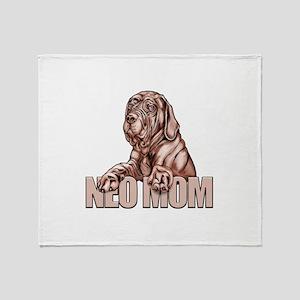 Neo Mom Mahogany UC Throw Blanket