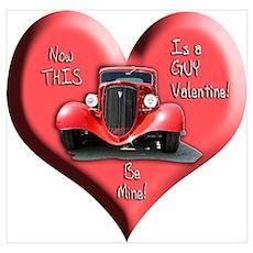Helaine's GUY Valentine Poster