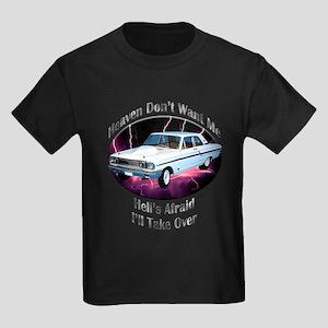 Ford Thunderbolt Kids Dark T-Shirt