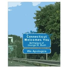 Connecticut Apology Poster