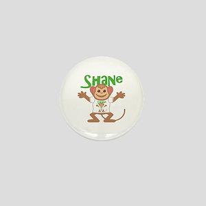 Little Monkey Shane Mini Button