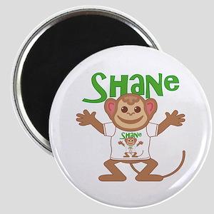 Little Monkey Shane Magnet