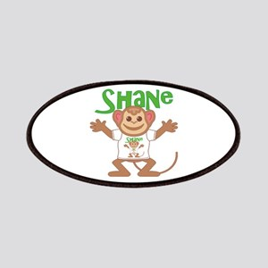 Little Monkey Shane Patches
