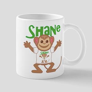 Little Monkey Shane Mug