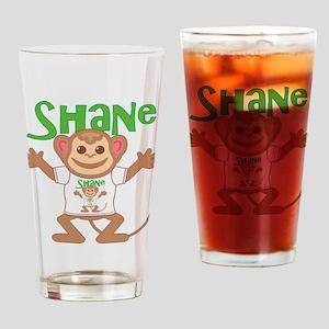 Little Monkey Shane Drinking Glass