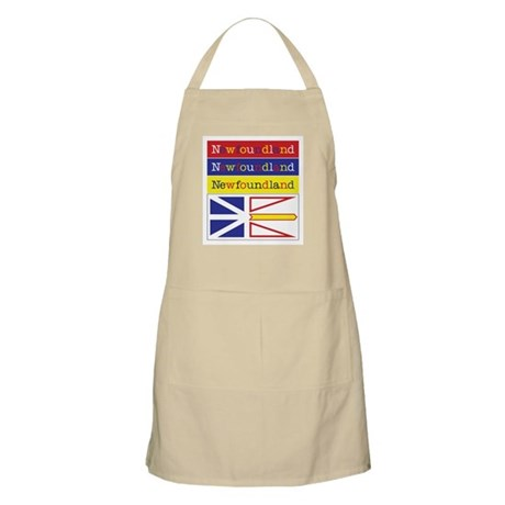 Newfoundland Colors Apron