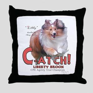 C-ATCH Libby Throw Pillow