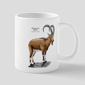 Nubian Ibex Mug