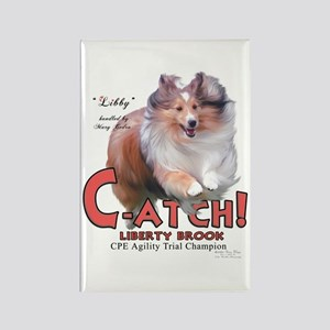 C-ATCH Libby Rectangle Magnet